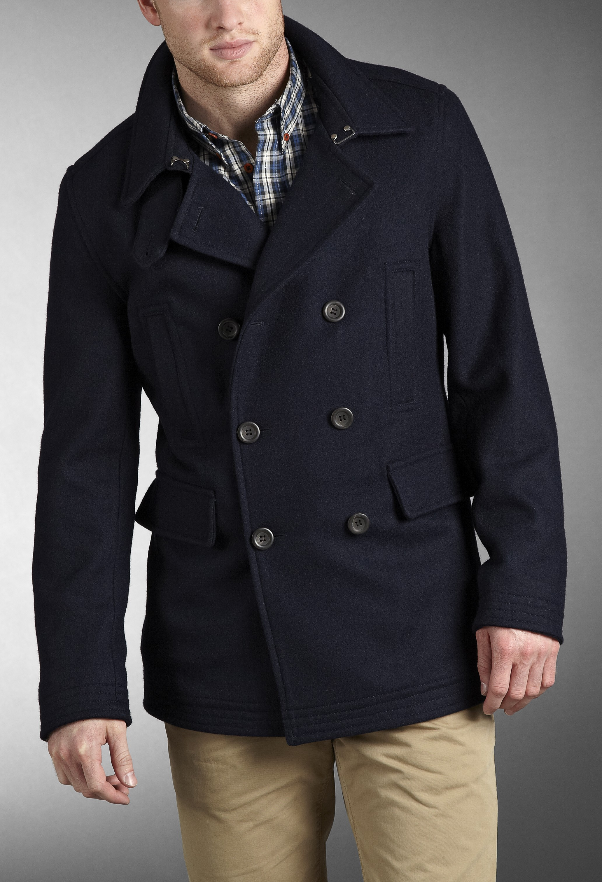 Find great deals on eBay for vintage mens pea coat. Shop with confidence.