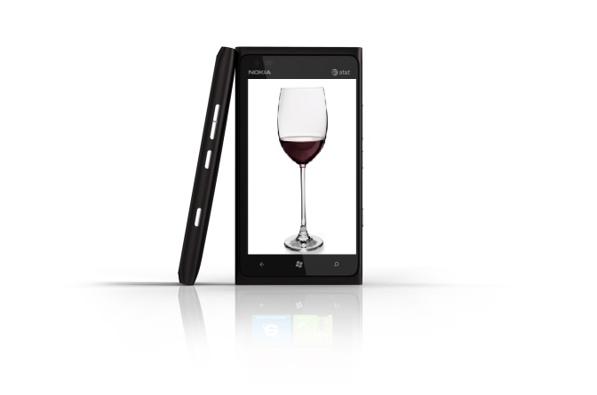 Finding the perfect wine pairings using your smartphone.
