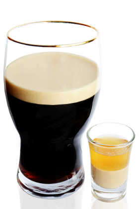 The Happy Hour: Irish Car Bomb