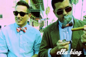 Getting a Woody on Bow Tie Thursday with @Ella_Bing