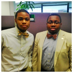 Bow Tie Thursday with @Velsvoir & @MenStyleFashion