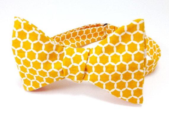 Orange Hive Geometric