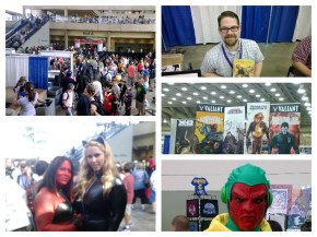 Heroes, Villains, and A Fat Man: A Look at Baltimore Comic Con 2013 (@baltimorecomics)