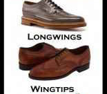 What Shoes to Wear… Dress Slacks (Infographic)