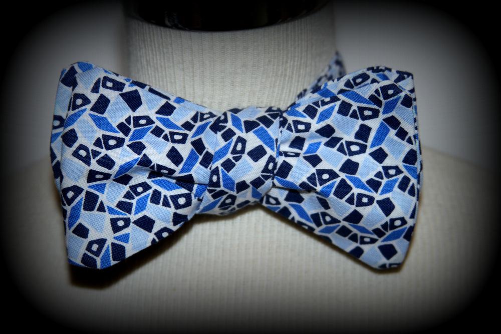 Ocean Blue Freestyle Self-Tie