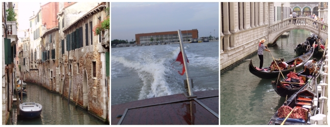 The Destination: Venice