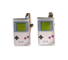 Game Boy Cufflinks