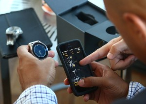 Vector Smartwatch NYC Press Launch