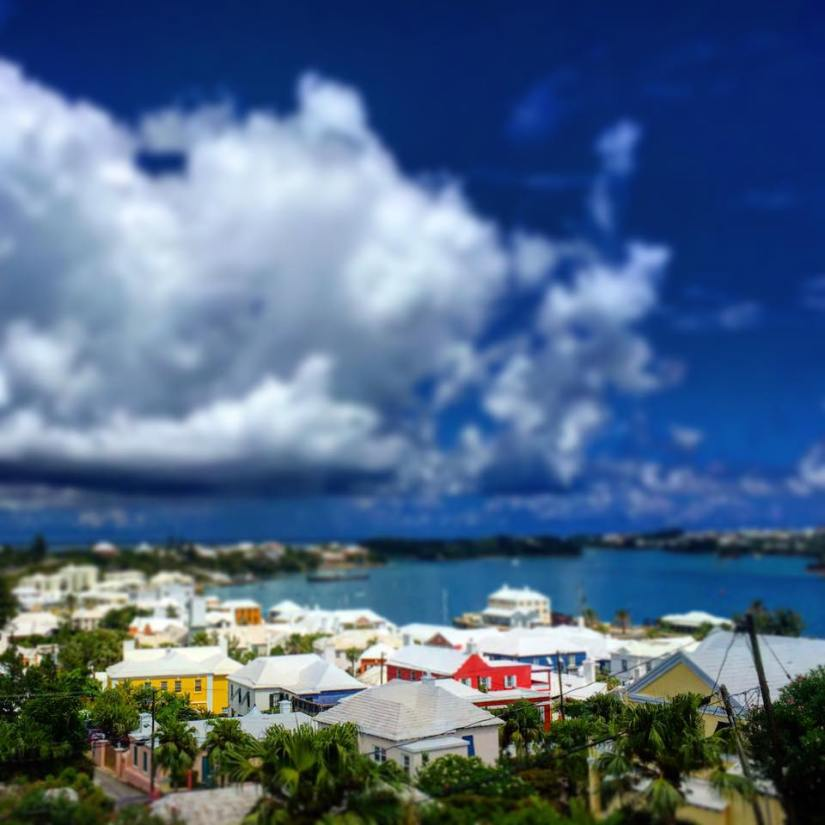 If you're not quite ready for Europe, but you want that vibe as well as an island experience, go to Bermuda.